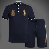 jogging 2018 polo rouge dong9 mcml vii