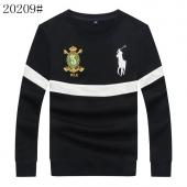lauren ralph lauren sweater pull hiver printemps embroidered crown big pony noir