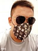 louis vuitton breathing mask men women population lvmp27