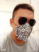 louis vuitton breathing mask men women population lvmp29