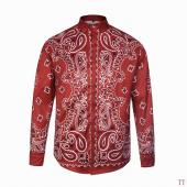 man givenchy chemise coton long sleeves man france slim fit cgh1