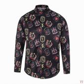 man givenchy chemise coton long sleeves man france slim fit cgh3