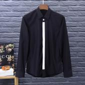 man givenchy chemise coton long sleeves man france slim fit cgl24
