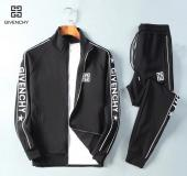man givenchy sportswear Tracksuit classic black