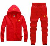 man Tracksuit nike tracksuit outfit nt2098 red,nike slim fit tracksuit