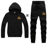 man Tracksuit nike tracksuit outfit nt3962 black