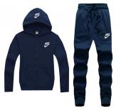 man Tracksuit nike tracksuit outfit nt5059 deep blue