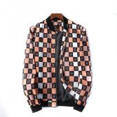 man jacket bomber louis vuitton pas cher damier zipper