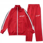 palm angels jogging suit discount Tracksuit single color red