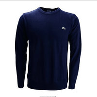 pull lacoste xxl-m for man deep blue,sweater man 2011