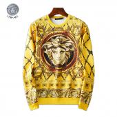 pull versace homme 2020 sweat gold medusa sweater