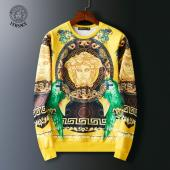 pull versace homme 2020 sweat parrot medusa gold