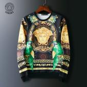 pull versace homme 2020 sweat parrot medusa print