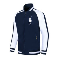 ralph lauren jacket chauffante big pony mix