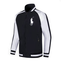 ralph lauren jacket chauffante big pony zipper