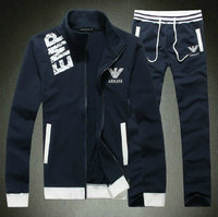 sport Tracksuit armani jeans big emporio blance