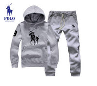 Tracksuit polo club a plaque center big pong top