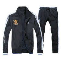 Tracksuit polo sport windproof blackwatch no3