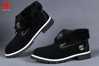 timberland shoes de ville ou baskets noir revers