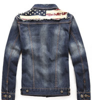 jacket en jeans dsquared 2018 dsquared2 star flag