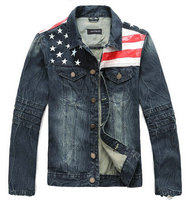 jacket en jeans dsquared 2018 dsquared2 top flag usa