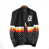 jacket louis vuitton vintage pas cher top lv black