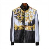 jacket versace homme jacket pas cher barocco folwer