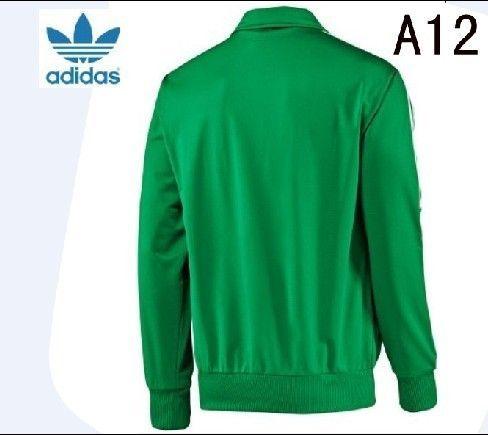 photos officielles 7c57a 4d544 jeansjogging- veste adidas vintage superstar track cool ea vert |  JeansJogging